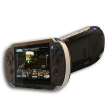 High quality best price double rocker mp4 mp5 player with 2000 kids games