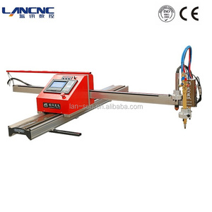 chinese manufacture easy operate portable cnc plasma cutting machine