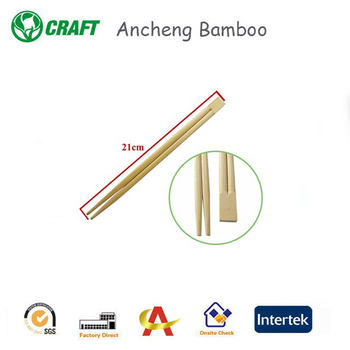 Bamboo Wooden korean disposable sushi sticks chopsticks for wedding