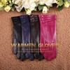 Bestselling Women's cashmere Lining Touchscreen Function Winter Warm Nappa Leather Gloves