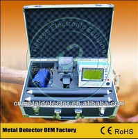 Mine Detector for Water Gold Diamond Silver metal detector long range for mining