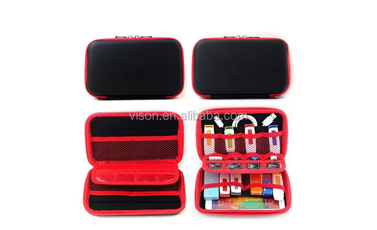 VS-TOB012 Suitable for Electronic Accessories Cable Organizer Bag