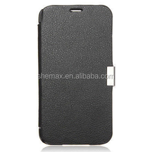 Premium PU Leather Flip Magnetic Closure Phone Case for Samsung Galaxy S5