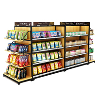 Heavy Duty Grocery Stores Shelf Used Supermarket Shelves For Sale China Supplier