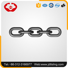 Directly sale marine heavy duty carbon steel g80 anchor chain with different surface treatment