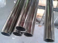 Promotional top quality aisi 304 stainless steel tube for decorative