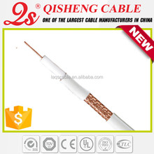 75 ohm rg6 antenna cable, rg6u tv cable, rg59 with power extension cable