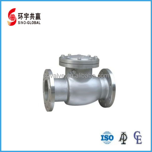 Double Disc Swing Check Valve