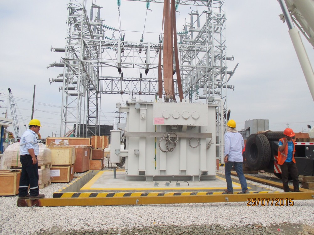 DH15 and D11 Series Operation reliability single phase pole mount distribution transformer