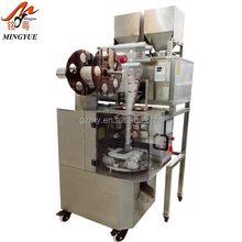 automatic nylon triangle pyramids herbal tea bags packing machine