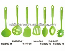 chinese kitchen tools set for Nylon-Stick home ware HS6898