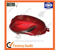 Motorcycle Parts Aluminium Fuel Tank YBR125 for yamaha