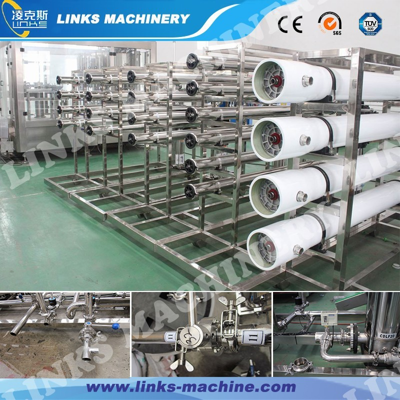 3000L Water Treatment Plant /Mineral Water Treatment Equipment/Machine