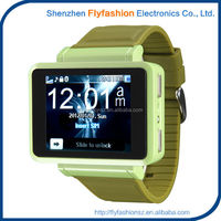 Hiway China supplier Free Shipping wrist watch mobile phone