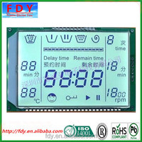 transflective monochrome lcm display module lcd screens