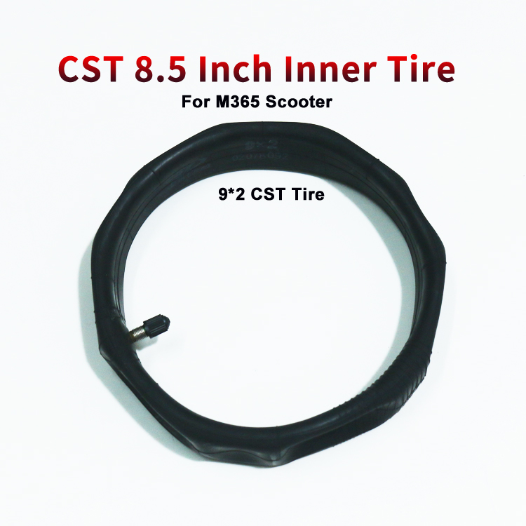 CST 8.5 Inch Inner Tube for M365 Electric Scooter/ CST 9*2 Inner <strong>Tire</strong> for Xiaomi Mijia Kick Scooter/ CST Inner Tyre