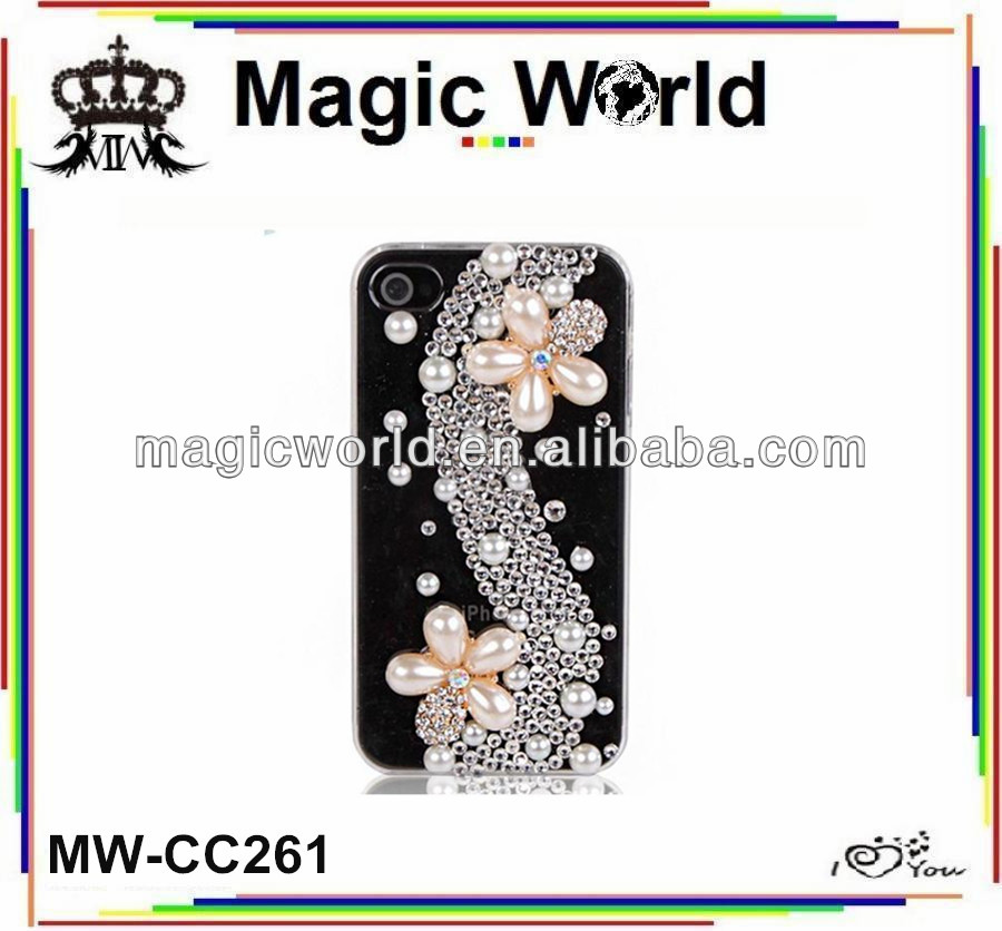UNIQUE BLING SPARKLING PHONE CASES FOR IPHONE 5
