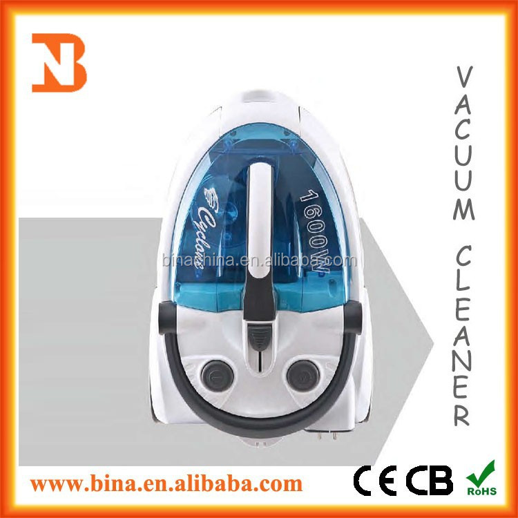 Commercial 1800W Cyclonic Vacuum Cleaner