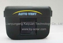 solar auto cooling fan solar air cooling condition