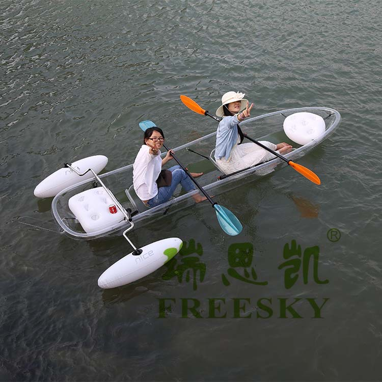 Plastic fishing kayak kayak with pedals for sale power for Fishing rafts for sale