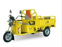 china electrical mini van cargo truck tricycle