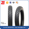 High performance tubeless motorcycle tyre 110/90-16