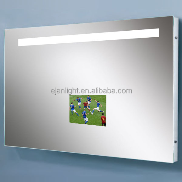 Eterna Water-resistant Lighted Bathroom Magic Mirror LED TV