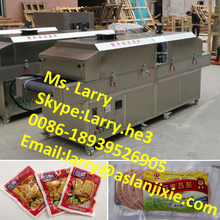 stainless steel medical sterilizing machine/dairy product UV sterilizer machine/cooked food uv sterilization machine