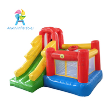 Kids inflatable bounce bed/inflatable bounce castle/inflatable bounce