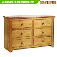 Cheap Flat Pack Modern Wooden Plywood Kitchen Cabinet