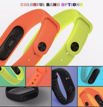 2016 New Arrival Xiaomi Mi Band 2 miband 2 OLED display touchpad heart rate monitor Bluetooth 4.0