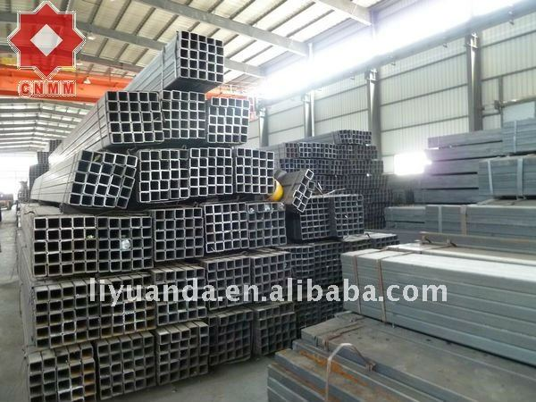 ASTM A671 square steel pipes
