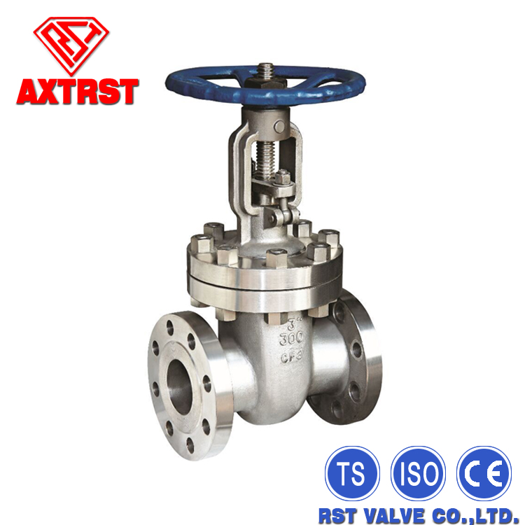 Stainless Steel Industrial gate valve CF8 CF8M Flanged API gate valve with prices