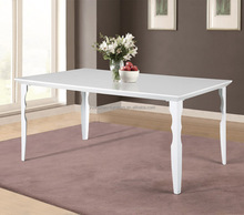 YS2565 1.8m new modern dining room table design