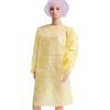High Quality Disposable Isolation Gown With