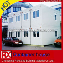 Hot Sale Cheap Prefabricated 2 Floor Container Hotel