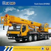 XCMG official manufacturer QY40KQ 40ton telescopic boom truck mounted crane
