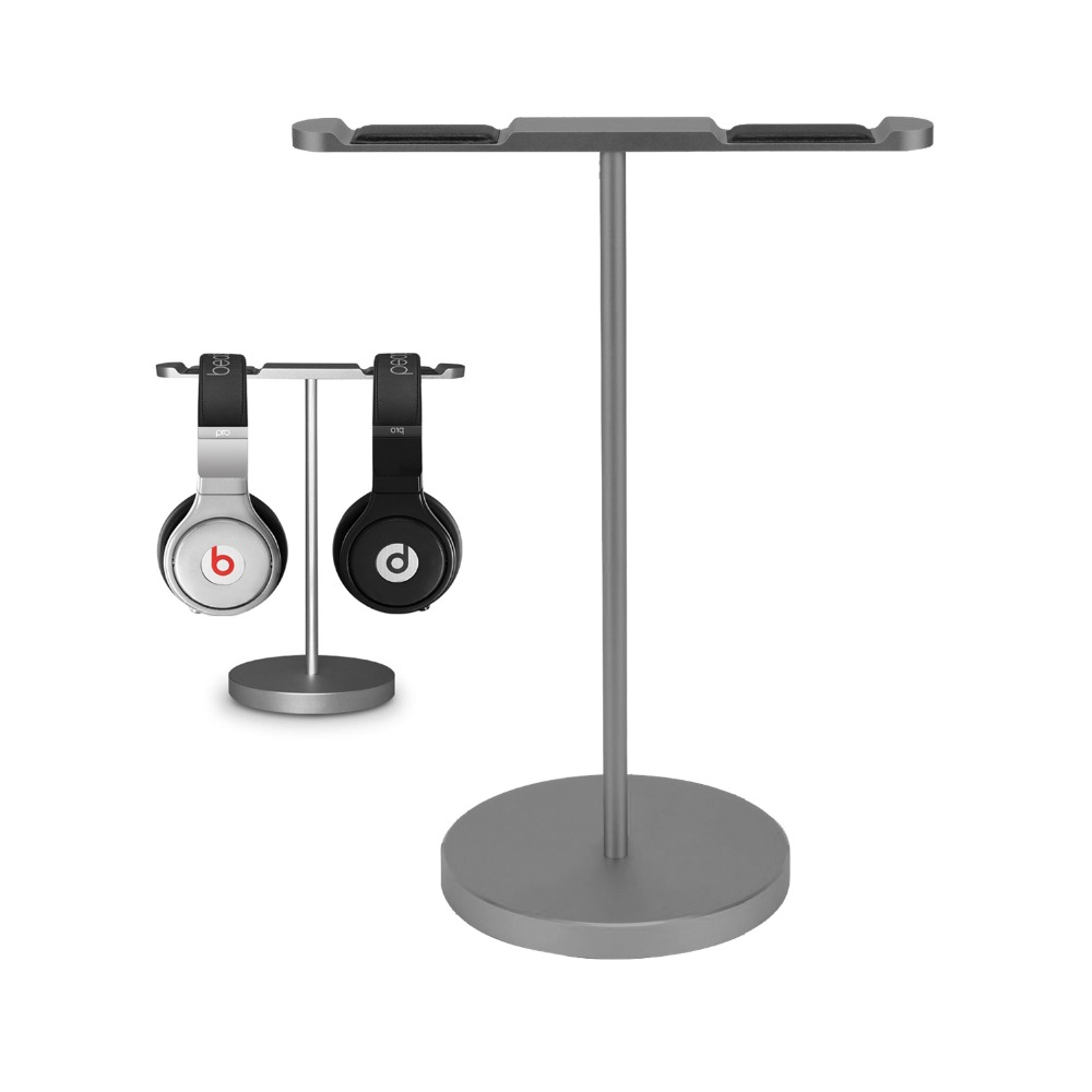 NetDot Aluminum alloy headphone holder