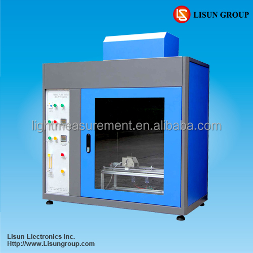 ZY-3 Needle Flame Test Chamber for hypopiesis electrical apparatus for the risk of fire