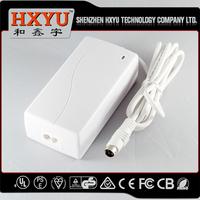 CE,UL,FCC,GS,ROHS HXY 60W automotive golf cart battery charger