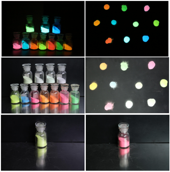 cosmetic powder phosphorescent pigments powder pigment