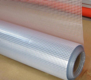 CNBM E-glass Reinforcement Stucco Fiberglass Mesh