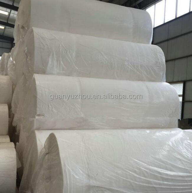 China Factory Virgin Raw Material for Making Tissue Paper/Toilet Paper Jumbo Mother Roll For Converting