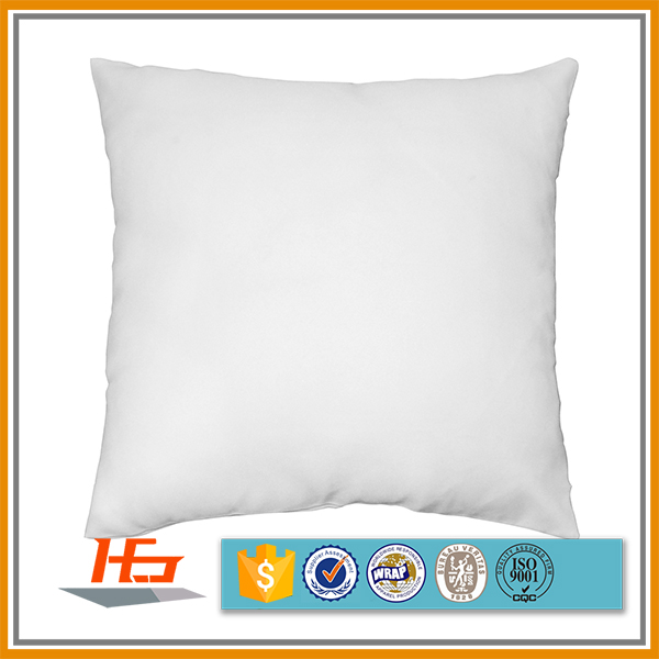 100% Polyester Peach Skin Sublimation Blank Throw Cheap White Pillow Case