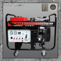 AC three phase 230v 15kw used diesel generator for sale