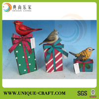 Hot selling Christmas wooden decortions for home decors