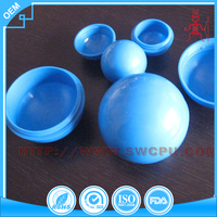 White Hdpe Small Hollow Plastic Balls