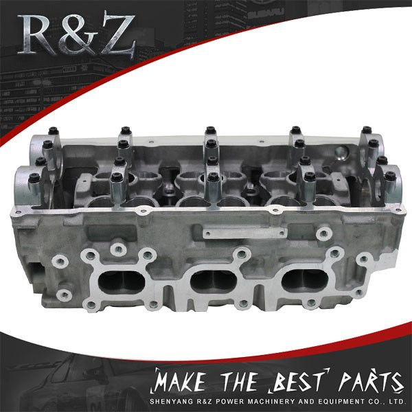 High Performance Low Price Auto Engine 6VE1 cylinder head 8-97186-704-0