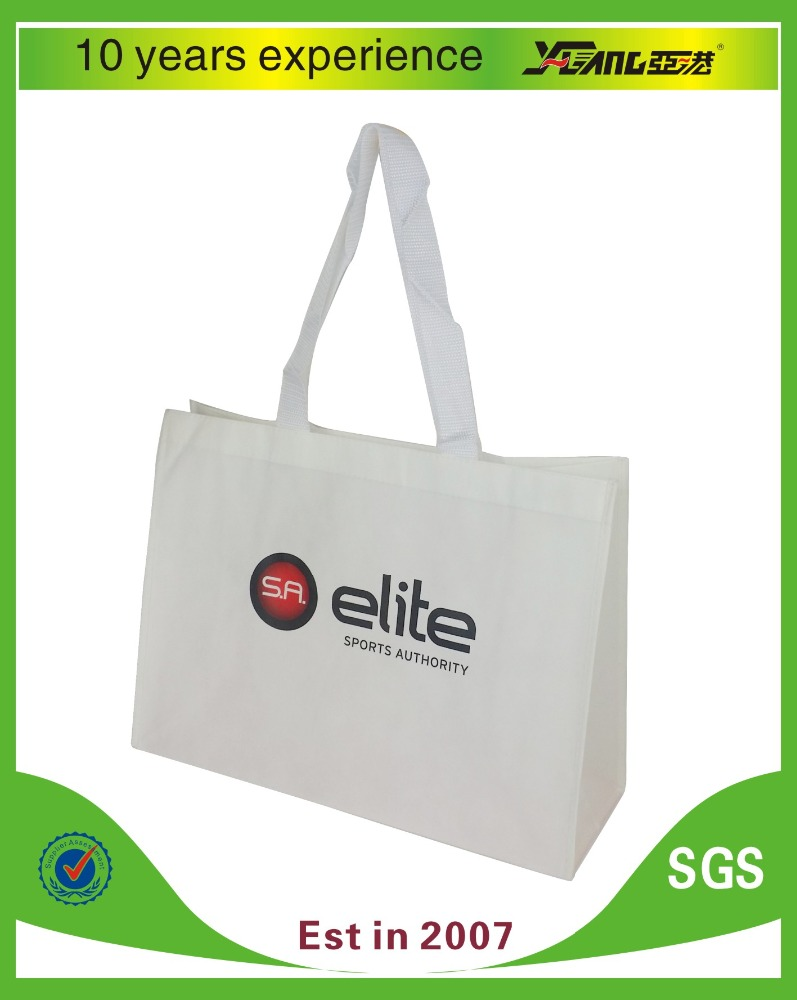 Competitive Price Customized Laminated PP Non Woven shopping tote bag