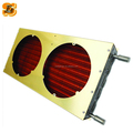shenglin ducted high static pressure fan coil unit copper tube condenser core